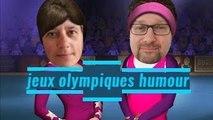 jeux olympiques parodie humour ★ vidéo google ★