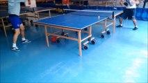 5-5-1 N5 Service N°2 Perfectionner le service bombe en tennis de table