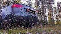Bmw M3 E92 Vs Audi Rs4 B7 Vs Mercedes Benz C63 Amg W204 Acceleration 0 270km H & Exhaust Sound