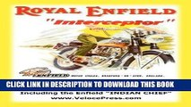 [PDF] Epub ROYAL ENFIELD FACTORY WORKSHOP MANUAL: 736cc INTERCEPTOR AND ENFIELD INDIAN CHIEF Full