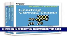 [PDF] The Virtual Manager Collection (3 Books) (HBR 20-Minute Manager Series) Full Collection