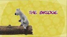 66 Bernard der Lustiger Bär - Die Brücke