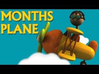 Months Plane