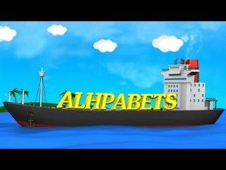 The Alphabets Ship