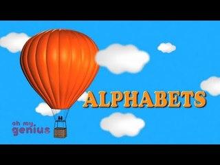 The Alphabets Air Balloon