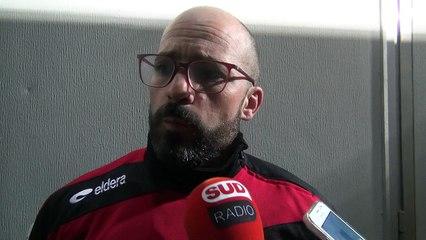 Rugby Pro D2 - Johann Authier réagit après Bourgoin - Oyonnax