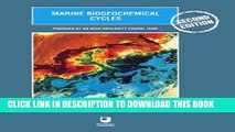 Best Seller Marine Biogeochemical Cycles, Second Edition Free Read