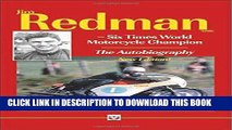 Best Seller Jim Redman: Six Times World Motorcycle Champion - The Autobiography - New Edition Free