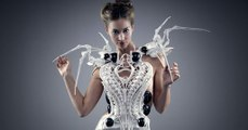 The Spider Dress Is Here to Protect Your Personal Space