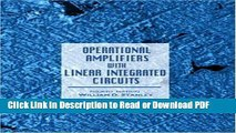 PDF Operational Amplifiers with Linear Integrated Circuits (4th Edition) PDF Free