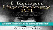 BOOK] PDF Human Psychology 101: Understanding The Human Mind