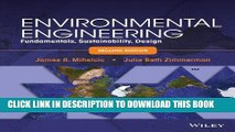 Most Wished Environmental Engineering Fundamentals Sustainability Design By James R Video Dailymotion