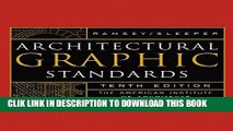 Best Seller Architectural Graphic Standards, Tenth Edition Free Download