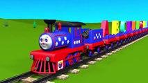 Apprendre lalphabet en français avec le train Tchou Tchou ! Chansons pour petits en français