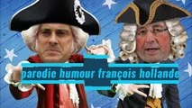 parodie humour françois hollande ★ vidéo google ★