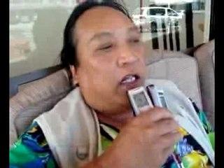 Nhà tranh đấu Ngô Kỷ tức giận nhà báo tự do Nguyễn Phương Hùng