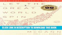 Ebook Let the Great World Spin: A Novel Free Download