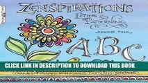 Ebook Zenspirations: Letters   Patterning Free Read