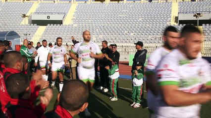 Premier tournoi international de rugby en Algérie