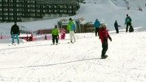 Ouverture de la station de ski de Val Thorens