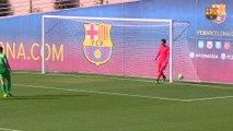 [HIGHLIGHTS] FUTBOL (Juvenil B):FC Barcelona - Cornellà  (3-0)