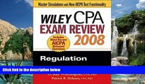 Books to Read  Wiley CPA Exam Review 2008: Regulation (Wiley CPA Examination Review: Regulation)