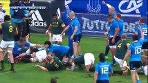 L'Italie bat l'Afrique du Sud pour la première fois de son histoire