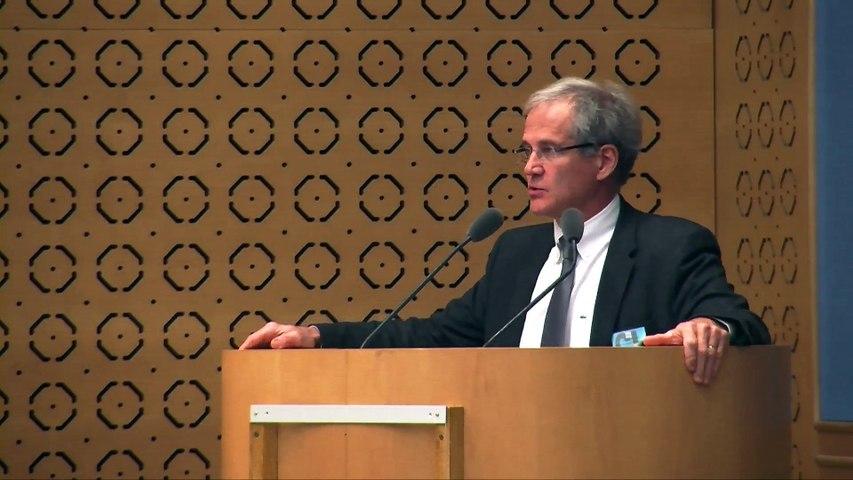 Colloque droits culturels: Patrice Meyer-Bisch