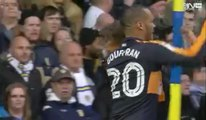 Dwight Gayle Second Goal - Leeds United 0-2 Newcastle United FC - 20.11.2016