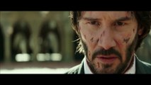 JOHN WICK 2 (Keanu Reeves, 2017) - Bande Annonce VF