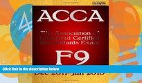Big Deals  LearningTree ACCA F9  BOOOK ONLINE