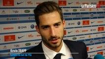 PSG-Nantes (2-0). Trapp : « C'est la presse qui a dit que je voulais partir… »