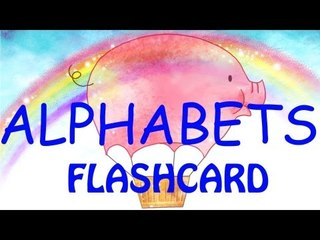 Alphabet Flashcard