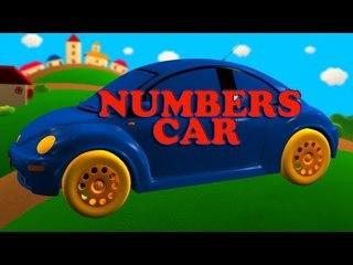 Number Car
