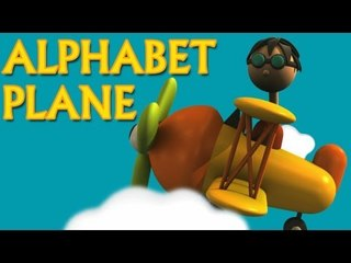 Alphabets Plane