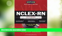 Deals in Books  Kaplan NCLEX-RN With CD-ROM, Fifth Edition: Passing Score Guaranteed (Nclex-Rn