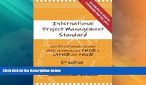 Big Sales  International Project Management Standard: Guida all acquisizione delle credenziali