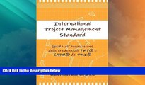 Deals in Books  International Project Management Standard. Guida all acquisizione delle