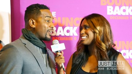 The Bounce Back Red Carpet Recap With Shemar Moore & Bill Bellamy