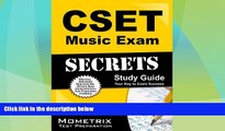 Deals in Books  CSET Music Exam Secrets Study Guide: CSET Test Review for the California Subject