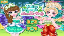 Fairy Princess Summer Party | fairy princess games | Best Baby Games For Girls