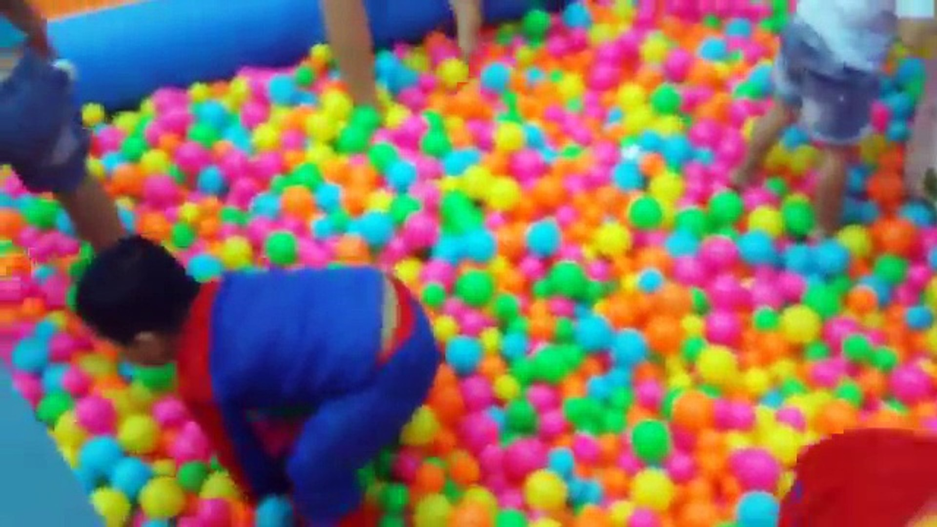 Playground Fun Play Place for Kids play centre ball Kids Play Center Slides spiderman kids vn