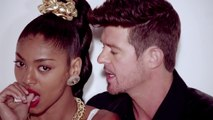 BLURRED LINES - Le clip de ROBIN THICKE ft. T.I. and PHARRELL WILLIAMS