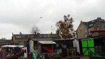 UFO Alien Sightings 2016 UFO or Military Vehicle Huge UFO over Copenhagen Denmark