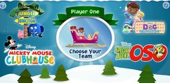 Mickey Mouse Clubhouse - Dashing Through the Snow