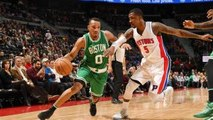 GAME RECAP: Celtics 94, Pistons 92