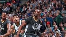 GAME RECAP: Warriors 124, Bucks 121