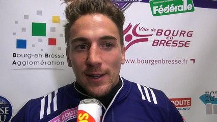 Rugby Fédérale 1 - Greg Maiquez après USB - Provence Rugby