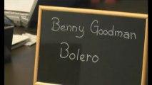 デモクラTv。 ♪Bolero / Benny Goodman (clarinet) on デモくらジオ 内田誠