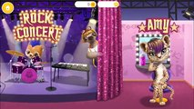 Rock Star Animal Hair Salon | Style and dress up rock star animals [Game 4 Kids Only]